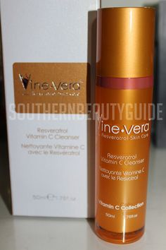 Vine Vera Vitamin C Collection Review! from Southern Beauty Guide