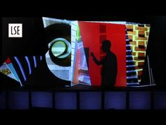 LSE Student Centre Projection Mapping - YouTube