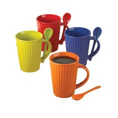 Bistro Coffee Mug Set – American Online Stores