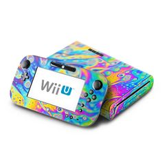 DecalGirl Nintendo Wii U skins feature vibrant full-color artwork that helps protect the Nintendo Wii U from minor scratches and abuse without adding any bulk or interfering with the device's operation.   This skin features the artwork World of Soap by Andreas Stridsberg - just one of hundreds of designs by dozens of talented artists from around the world.