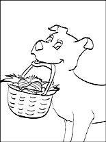 Ostern | Ausmalbilder kostenlos und gratis Malvorlagen