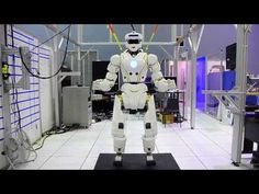 NASA's Valkyrie robot is a six-foot 'superhero' designed to save you from disasters