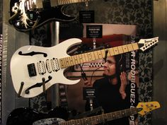 This one of my favorite guitar, from my favorite guitarist, Paul Gilbert. awesome