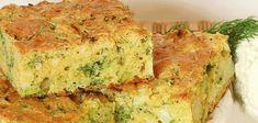 Kabaklı Peynirli Kek Turkish Kitchen, Turkish Recipes, Quiche, Food And Drink, Cooking Recipes, Breakfast, Cake, Health, Yummy Yummy