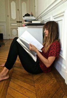 the long and short of it: Caroline de Maigret | Zara Pictures