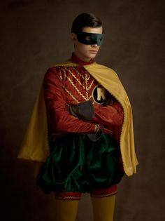 """Super Flemish"" del artista Sacha Goldberger"