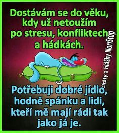 Dostávám se do věku, kdy už netoužím po. Shabby Chic Crafts, Love Life, Funny Texts, Karma, Love Quotes, Positivity, Lol, Motivation, Education