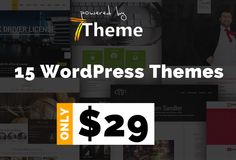 We've handpicked these 15 wordpress themesfor you from 7Themes.  http://dealfuel.com/seller/15-wordpress-themes/  #wordpress #themes