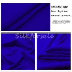 http://www.silkfabricwholesale.com/8mm-silk-habotai-fabric-royal-blue.html     F.D. silk most professional 8mm silk habotai fabric-royal blue supplier.