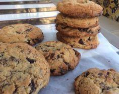 Sin City Chocolate Chip Cookie Recipe by Giada De Laurentiis