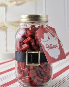 Ideas baratas regalos de Navidad para los colegas - Feria Maestros - hecho a mano, hechas a mano #regalos #originales                                                                                                                                                      Más                                                                                                                                                                                 Más