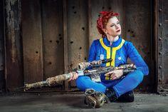 Fallout Vault Dweller