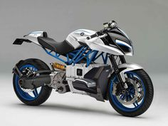 BMW FANS, are you ready for a twin-motored battery-powered e-Boxer? Bmw Cafe Racer, Moto Cafe, Cafe Racers, Motorcycle Engine, Motorcycle Design, Motorcycle Style, Led Motorcycle Headlight, Concept Motorcycles, Bmw Motorcycles