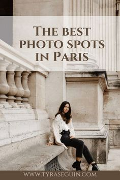 The best photo spots in Paris, France! #paris #france #solotravel #photogaphy Paris France Travel, Paris Travel Guide, Travel Guides, Barcelona Guide, Paris Itinerary, How To Speak French, Paris Photography, Travel Alone, Solo Travel