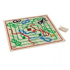 Jaques of London Magnum Snakes and Ladders #boardgames http://www.giftgenies.com/presents/jaques-of-london-magnum-snakes-and-ladders