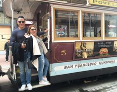 Take me back to our honeymoon  #love #cablecar #honeymoon #sanfrancisco #unionsquare by yoankav