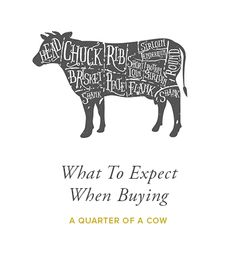Buying a quarter cow means you get great meat at a fraction of the price. Its easier than you might think.  barn2door.com