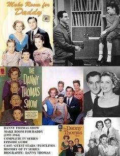 The Danny Thomas Show, on ABC (1953-1957) & on CBS (1957-1964)