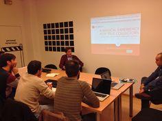Jornada de trabajo con Kollectbox y FanDanz. Luis García socio de Zarpamos nos comenta la actualidad inversora en España