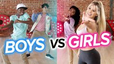DANCE BATTLE – BOYS VS GIRLS – LITTLE MIX – TOUCH | (Choreography by JoJo Gomez)