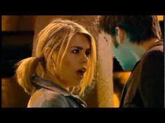 Doctor Who - Kiss From a Rose - 10th Doctor/Rose - YouTube  I just can't handle this. Crying all over.