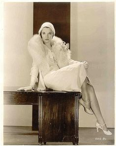Leesh on Vintage: Inspirational Icon Monday: Louise Brooks