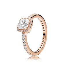 Regilla pink gold jewelry by Pandora Gioielli Jewels