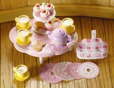 Sylvanian Families Children's Tea Party
