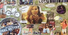 Using A Vision Board To Attract What You Want