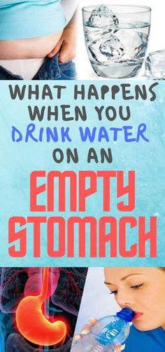 WHAT HAPPENS WHEN YOU DRINK WATER ON AN EMPTY STOMACH? Us Health, Health Facts, Health Advice, Health Fitness, Health Articles, Yoga Fitness, Wellness Tips, Health And Wellness, Cancer Cure