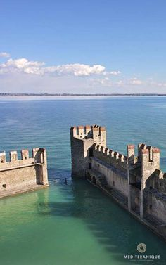 Lake Garda, Italy. For luxury hotels in Italy visit http://www.mediteranique.com/hotels-italy/