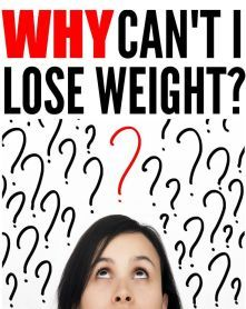 5 SIMPLE ways to lose weight without really working on it. This is totally doable!