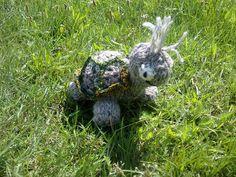 Süße Schildkröte von Prignitzer Kunstwerkstatt auf DaWanda.com