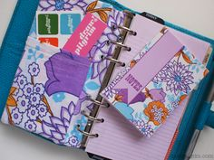 Filofax pen case tutorial (read 03/28/13 - great tutorial - ThT)