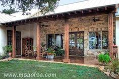 Custom Home: Private Road I Boerne, TX