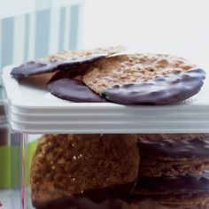 Pecan Lace Cookies  - Delish.com