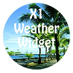 X1 Weather Widgets ** Click image for more details.