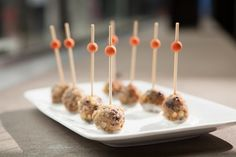 Lamb Meatball, Pine Nut, Currant, Yogurt Sauce | Flickr - Photo Sharing!