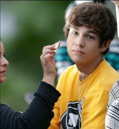 Austin Mahone Doesn't Need Makeup, He's Flawless❤️❤️❤️(;