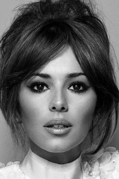 Cheryl Cole, make up and hair envy……… www.c… Cheryl Cole, make up and hair envy……… www. Long Fringe Hairstyles, Pretty Hairstyles, Hairstyle Ideas, Low Bun Hairstyles, Popular Hairstyles, Latest Hairstyles, Hair Styles 2016, Short Hair Styles, Hair Inspo