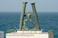 Pillars of Hercules  From Africa to Europe | Paul's Travel Blog