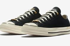 Official Images: Converse Chuck 70 Low 30 and 40 - Dr Wong - Emporium of Tings. Converse Chuck Taylor All Star, Sports Shoes, 30th, High Top Sneakers, Bill Russell, Nba, Image, Live, Fashion