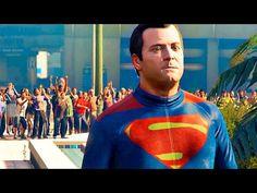 Batman v Superman: Dawn of Justice Trailer Recreated in GTA 5 - YouTube