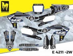 E 4253 - Yamaha YZF 250 2019 - Moto-StyleMX - Premium European manufacturer of high quality designs for motocross, supermoto, enduro, Quad/ATV dirt bikes Yamaha Yzf, Motocross, Atv, Decals, Bike, Graphics, Motorbikes, Bicycle, Tags