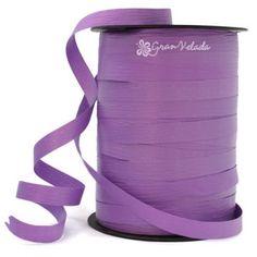 cinta decorativa lila lazo para regalos bobina de metros