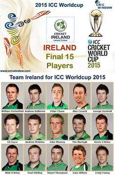 ireland-final-15-squad http://www.cricwindow.com/icc-worldcup-2015/ireland-squad.html