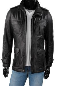 Kurtka skórzana męska DORJAN CM ALD450 Motorcycle Jacket, Leather Jacket, Jackets, Fashion, Fotografia, Studded Leather Jacket, Down Jackets, Moda, Leather Jackets