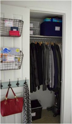 New Hallway Closet Door Ideas Baskets Ideas
