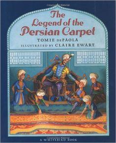 The Legend of the Persian Carpet: Tomie dePaola: 9780399224157: Amazon.com: Books