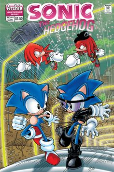 ...I'm almost ashamed that at first I didn't recognize Scourge...(Anti-Sonic)